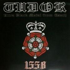 """Tudor """"1558""""  7"""" [Czech Ultra Black Metal, like MASTER'S HAMMER & ROOT]"""