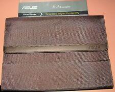 "Asus VersaSleeve folio EPAD 10/10.1"" tablets, Brown with Black velvet interior"