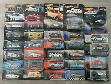 Hot Wheels Car Culture Series - Fast & Furious, Boulevard, Gulf, Silhouettes....