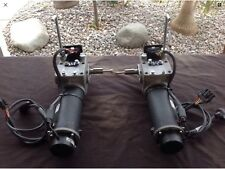 Left & Right Motors with Gearboxes for Rascal Power Chair - Free Shipping!