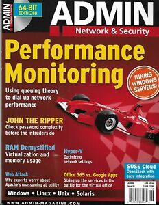 Admin Network and Security Magazine Performance Monitoring RAM Hyper-V 2011