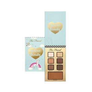 TOO FACED Best Year Ever Natural Beauty eye shadow, blush palette GENUINE