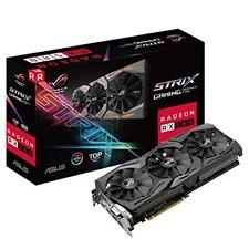 Asus Rog-strix-rx580-t8g-gaming Radeon RX 580 8go Gddr5