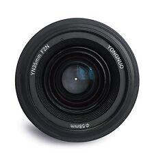 Yongnuo 35mm 35 mm F2 Lens Wide Angle Auto Focus MF Lens for Nikon DSLR Camera