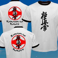 KYOKUSHIN Kaikan Full Contact Karate Oyama Japan Kumite Dojo Shotokan T-Shirt
