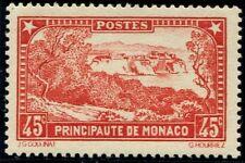 Lot N°5060 Monaco Rouge Brique N°123a Neuf ** LUXE