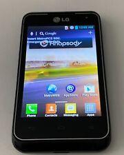 LG Motion 4G MS770 Black (MetroPCS) Smartphone cell phone, no return