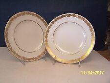 Wedgwood WHITEHALL White ( 2 ) Salad Plates   # 4001