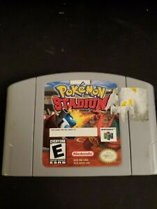 Pokemon Stadium 1 Nintendo 64