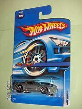 HOT WHEELS 2006  2005 Ford Mustang GT  #184 on Hot Bird  #198 Card FACTORY ERROR