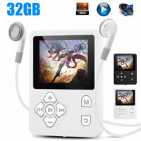 Portable MP3 MP4 Music Player with FM Video Hi-Fi Lossless Games Sound Record
