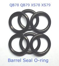 QB78, QB79, XS78, XS79 Barrel Seal O-rings (x 6)