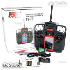 Flysky FS-I8 2.4G 10CH Transmitter with IA10B Receiver for RC Drone Helicopter