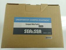SEA & SEA COMPACT WIDE PORT L # 30103 SEA AND SEA