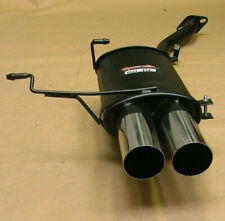 """BMW 316i 1.6 E36 Compact Sportex Exhaust Twin Jap 3"""" Tailpipes"""
