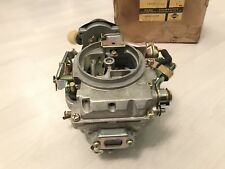 New Genuine Hitachi 1985 to 1986 Nissan Datsun Z1924 Pickup Carburetor
