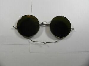 Vintage 1930s Marked Willson Safety Sunglasses Lennon