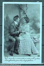 1910-FRANCE//TIMBRE SUR CARTE/LETTRE**CORRESPONDANCE**STAMP