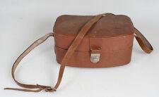 Vintage Leather Retro Camera Case
