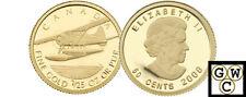 2008 Proof 1/25oz Gold De Havilland Beaver .9999 Fine (NT) (12281)