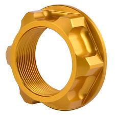 CNC Steering Stem Nut Bolt For Suzuki RMZ250 RMZ450 07-18 RM125 RM250 04-13