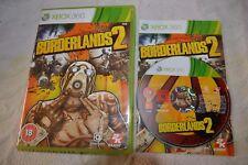 Borderlands 2 - Xbox 360 (Tested Complete PAL)