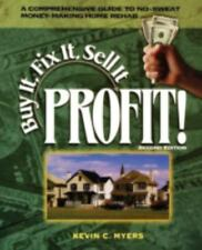 Buy It, Fix It, Sell It...PROFIT by Myers, Kevin, Good Book