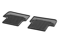 Genuine Mercedes-Benz A,B,CLA & GLA-Class Rear Rubber Floor Mat A17668051019G33