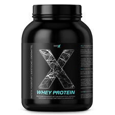 (21,90€/Kg) baseXnutrition - [ 750g - SCHOKO ] PURE WHEY PROTEIN BCAA EIWEISS