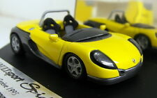 Vitesse 1/43 Scale Dealership Renault Spider Salon de Geneve 1995 Diecast car