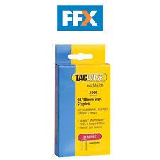 Tacwise 0283 91 / 15mm grapas x 1000