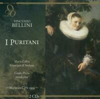 Vincenzo Bellini - I Puritani (2 CDs)