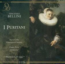 Vincenzo Bellini - I Puritani (2 CDs)