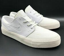 timeless design 0427a d2c3d Nike SB Zoom Stefan Janoski Elite HT Mens Size 7 Skate Shoes White  918303-111