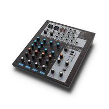 LD Systems VIBZ 6 D 6-Kanal Mischpult mit DFX kleines Audiomischpult mit Effekte