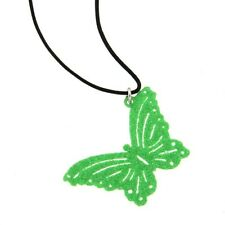ORIGINAL THY Necklace FLUO Female Butterfly- FLUO1V