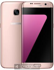 Samsung Galaxy S7 Edge 32GB G935F - Pink - Unlocked - Good Condition