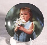 Donald Zolan Miniature Plate FOR YOU Numbered-Pemberton & Oakes 821 i