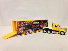 INTERNATIONAL LONESTAR w/ CONTAINER (MONSTER TRUCK GRAPHIC) 1:43 DIECAST NEW RAY