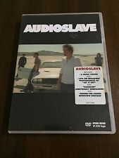 AUDIOSLAVE - SPECIAL EDITION EP/DVD SINGLE - 1 DVD - 2003 - EPIC RECORDS