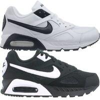 Nike Air Max Ivo weiß / schwarz Herren Lifestyle Klassiker Low Top Schuhe NEU