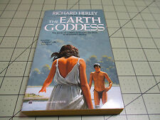 """THE EARTH GODDESS """"BOOK III OF THE PAGANS TRILOGY"""" BY RICHARD HERLEY"""