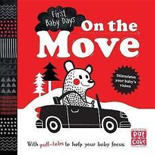 Sur le déplacer un PULL-TAB livre en carton pour aider votre bébé Focus 9781526380012
