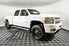 Paintable Black 07-14 Silverado 2500 3500 Pocket Rivet Fender Flares 6.5' 8' Set