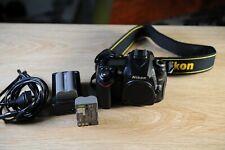 Nikon D90 Digital SLR Camera + EXTRA BATTERY+ LCD PROTECTOR