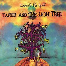Edward Ka-spel tanith and the Lion tree CD DIGIPACK 2012
