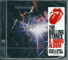 The Rolling Stones. A bigger bang (2009) CD NUOVO Rough Justice Let Me Down Slow