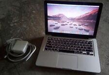 "Apple A1278 MacBook Pro 13"" 2.4 GHz 320HD 4GB RAM late 2008 OS El Capitan Word"