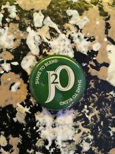 100 J2O Bottle Tops For Craft