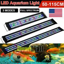 "LED Aquarium Light Full Spectrum Freshwater Fish Tank Plant Marine 20"" 37"" 45"""